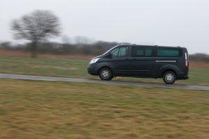 Ford Tourneo Custom 300 2.2 TDCI Titanium L1 | Test długodystansowy cz. II | Pozytywne zaskoczenie
