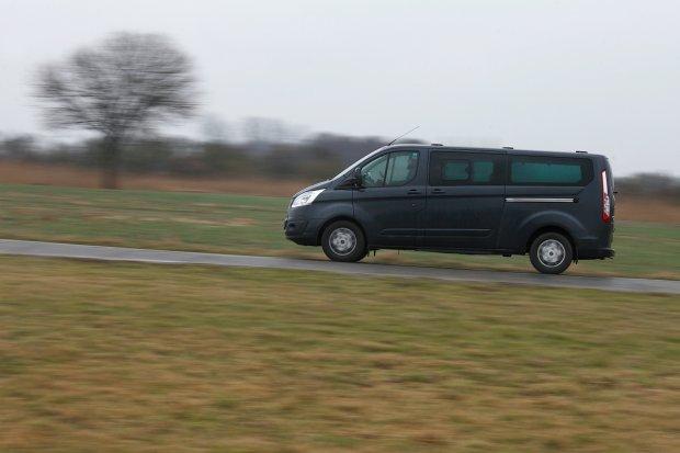 Ford Tourneo Custom 300 2.2 TDCI Titanium L1 | Test d�ugodystansowy cz. II | Pozytywne zaskoczenie