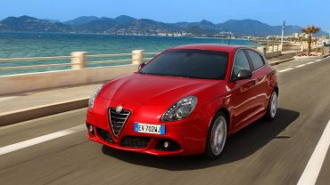 2014 Alfa Romeo Giulietta Qaudrifoglio Verde