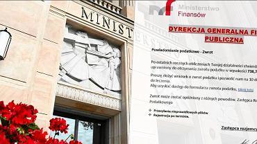 Ministerstwo Finansów ostrzega przed oszustwem