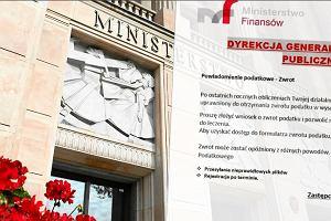 Oszuści znów podszywają się pod Ministerstwo Finansów. Uwaga na e-maile w sprawie zwrotu podatku