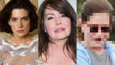 """""""Donno Hayward, czy to ty? Lara Flynn Boyle w ogóle nie przypomina siebie z czasów Twin Peaks"""" - pisał zaniepokojony brytyjski portal. Trudno się z nim nie zgodzić. Zmiany, jakie zaszły na twarzy 45-latki, są zatrważające."""