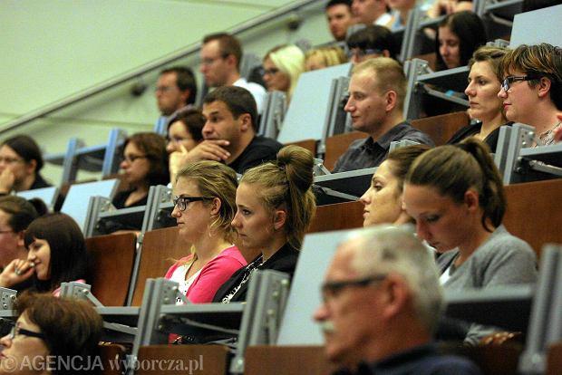 Co wykładowcy studiów MBA myślą o swoich studentach?