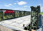 Wojsko zbudowało na ŚDM cztery mosty w Brzegach [ZDJĘCIA]