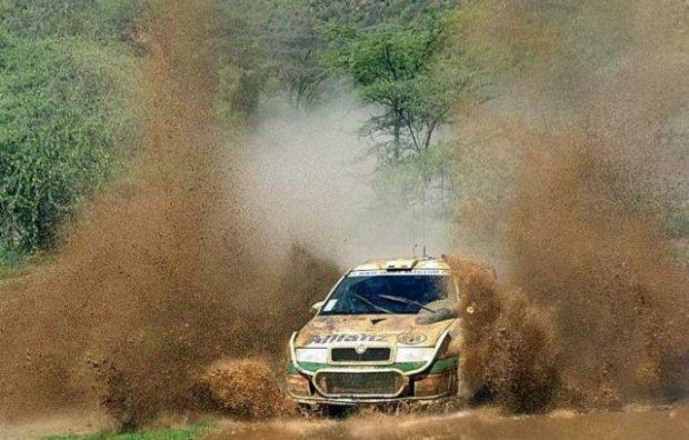 Skoda Octavia WRC