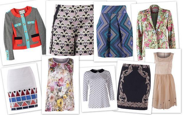 Kolekcja Rabarbar na wiosn� i lato 2013