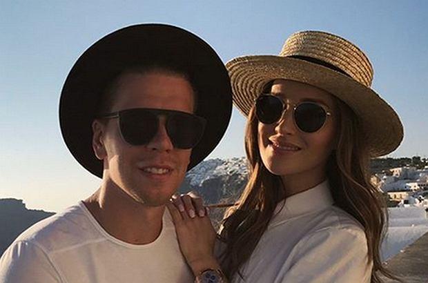 """Marina i Wojciech Szczęśni za kilka tygodni po raz pierwszy zostaną rodzicami. Magazyn """"Party"""" zdradza, że przyszli rodzice nie chcą znać płci dziecka przed porodem."""
