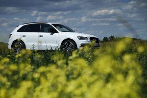 Audi SQ5 TDI plus | Test | Po��czy� wod� z ogniem