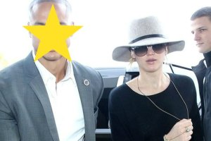 Ochroniarz Jennifer Lawrence, Justin Riblet