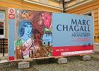 Nie tylko Chagall. Wystawa grafik w Pałacu Królewskim