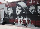 Nowy Jork: powsta�czy mural i tatua�e trafiaj� do m�odych