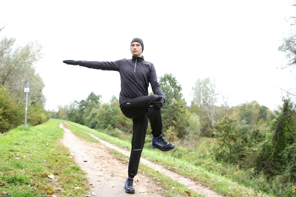 Odzież biegowa z Lidla męska [Test]