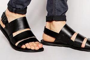 Eleganckie, skórzane sandały oraz klapki, które muszą znaleźć się w męskiej szafie