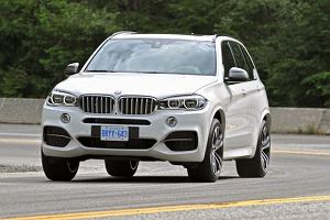 BMW X5 M50d - Jeszcze szybsze i bardziej oszcz�dne