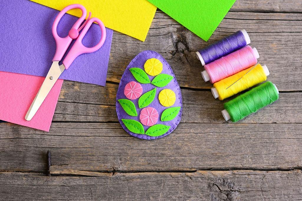 Wielkanoc Inspiracje Czyli Ozdoby Wielkanocne Z Różnych Materiałów