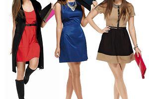 Sukienki podkre�laj�ce tali�