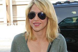 Shakira wyl�dowa�a w Gda�sku!