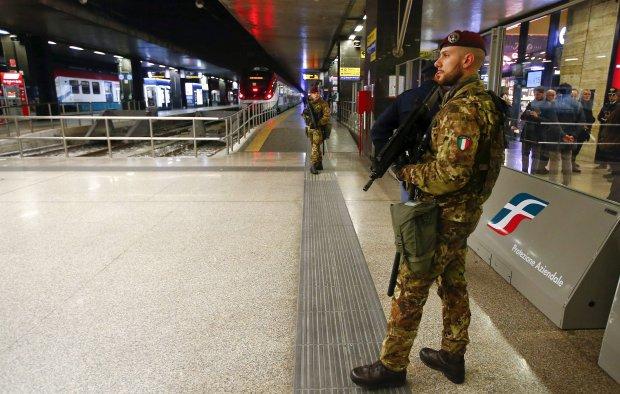 Dworzec Roma Termini zosta� ewakuowany z powodu alarmu terrorystycznego