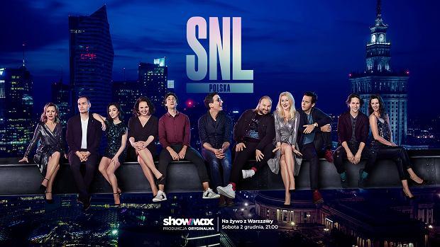 """""""Saturday Night Live Polska"""" już od 2 grudnia. Piotr Adamczyk pierwszym prowadzącym"""