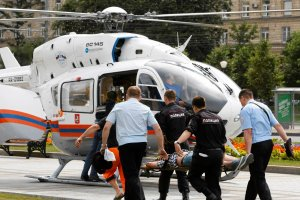 Szef moskiewskiego metra zwolniony po tragicznym wypadku