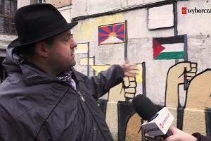 Wiele narodowości we wspólnej sprawie. Wyjątkowy warszawski mural uratowany!