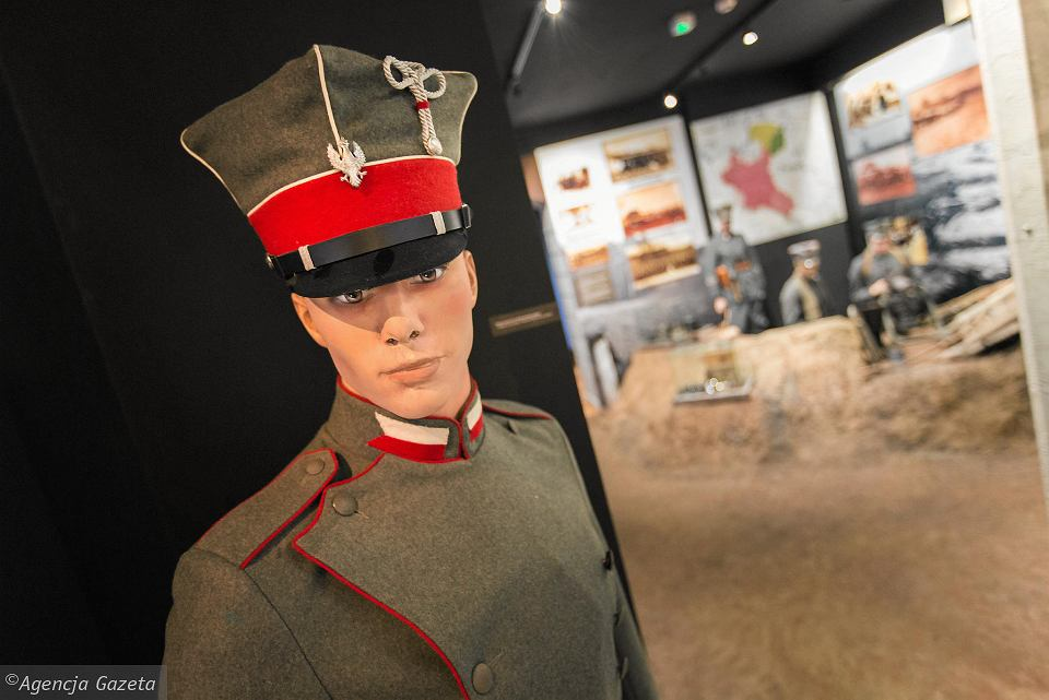 Nowa ekspozycja Muzeum Powstania Wielkopolskiego