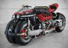 Lazareth LM847 | Szalony quad z silnikiem V8