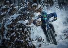 Narty? Nie - rower. Fatbike to tłusta jazda na śniegu
