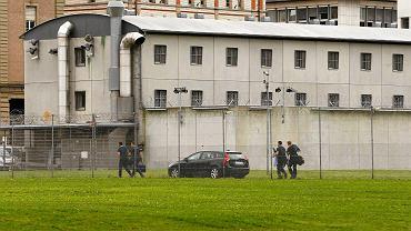Więzienie w Zurychu, w którym powiesił się mężczyzna podejrzany o kradzież dokumentacji medycznej Michaela Schumachera