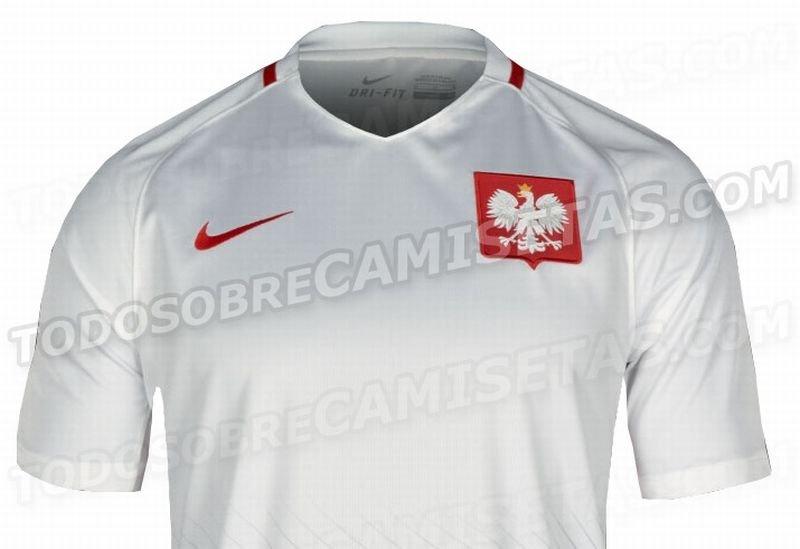 Koszulka reprezentacji na Euro 2016