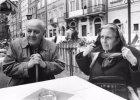 Nie �yje Lidia Croce. Wdowa po pisarzu Gustawie Herlingu-Grudzi�skim mia�a 93 lata