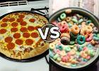 <strong>Pizza</strong> na śniadanie lepsza od płatków? Tak, to nie żart