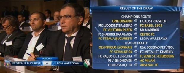 Liga Mistrz�w. Milan z PSV o faz� grupow� [WSZYSTKIE PARY]