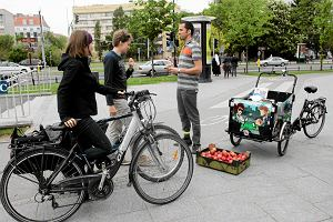 Wypo�ycz rower baga�owy: przewieziesz ziemniaki lub dzieci