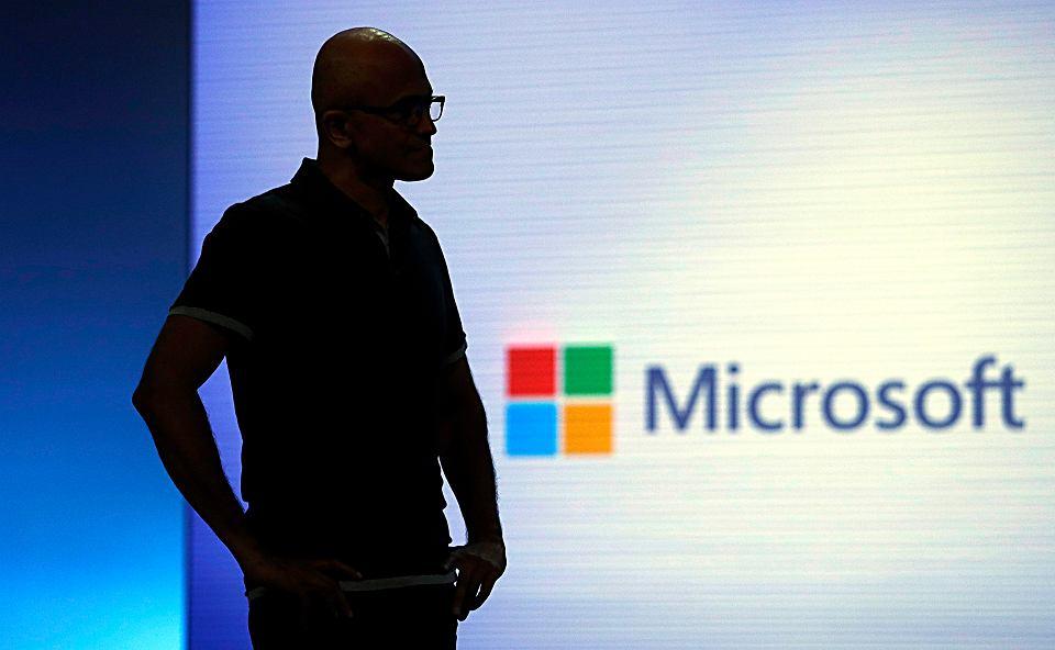 Satya Nadella - 50-letni szef Microsoftu, który urodził się i wychował w Indiach, jest skromny i spokojny. Od czterech lat kieruje koncernem z Redmond w stanie Waszyngton