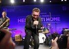 Niespodziewany koncert U2. B�dzie nowy album? Na razie jest piosenka roku