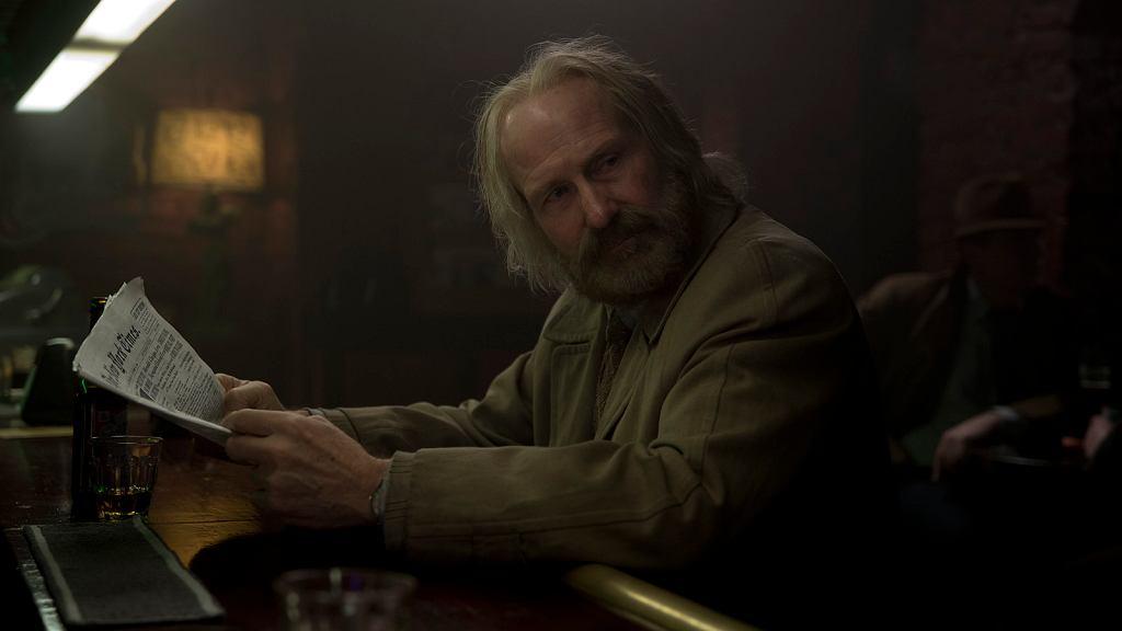 Bill Pullman na planie filmu 'Zimna gra' / Krzysztof Wiktor/www.krzysztof.wiktor.eu