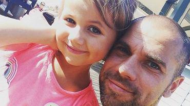 Córka Filip Burkhardta jest chora