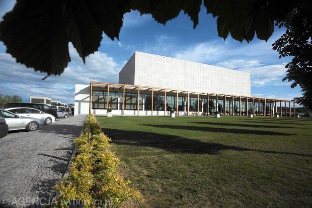 Nagrody architekt�w dla Lus�awic i Muzeum Historii �yd�w Polskich