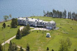 """Do kupienia """"najładniejsza wyspa Kanady"""" za jedyne 7 milionów dolarów kanadyjskich"""