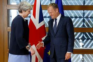 Brytyjska premier obiecuje: Możecie u nas zostać i pracować. Jest odpowiedź polskiego rządu. Chłodna