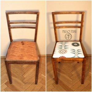 Renowacja krzeseł
