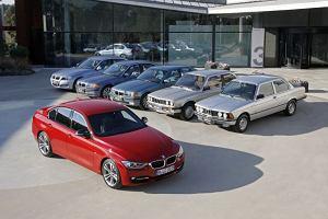Kt�ra generacja BMW serii 3 jest najlepsza
