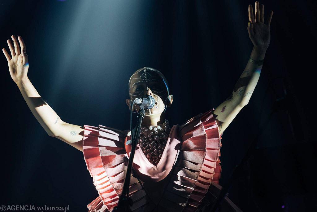Open'er Festival 2017. Monika Brodka / BARTOSZ BANKA