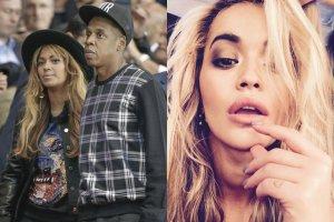 Beyonce, Jay Z, Rita Ora