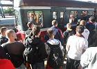 Co Polizei robi z kibolami. Kłótnia o niesypialny pociąg przed meczem Legia - Pogoń