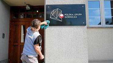 Siedziba Polskiej Grupy Górniczej w Katowicach, poprzednio Kompanii Węglowej