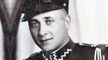 Na zdjęciu: Józef Franczak jako kapral żandarmerii w Równem.
