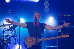 CBA bada okoliczności zamkniętego występu Stinga w Toruniu. Był donos