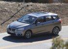 BMW serii 2 Active Tourer | Przednionap�dowy van